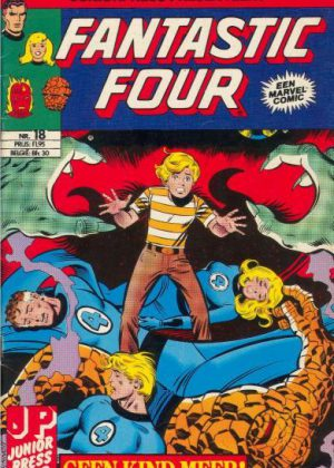 Fantastic Four - Nr. 18