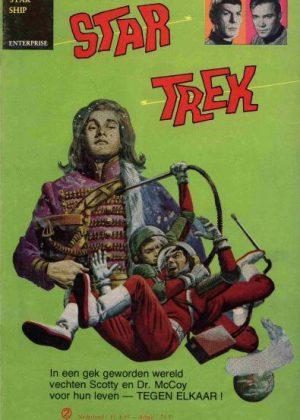 Star Trek Nr.2 - Een waanzinnige wereld / De voedoeplaneet