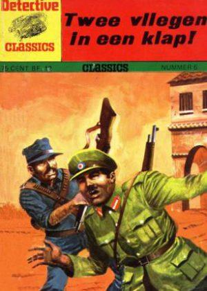 Detective Classics - Twee vliegen in een klap!