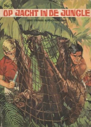 Junglereeks - Op Jacht in de Jungle nr.5