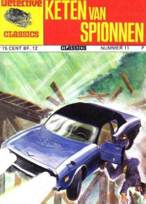 Detective Classics - Keten van spionnen