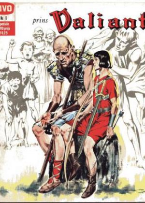 Prins Valiant 6 - (Uitgave Vivo)