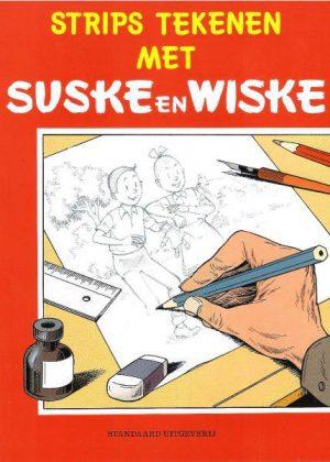 Suske en Wiske - Strips tekenen met Suske en Wiske (zgan)