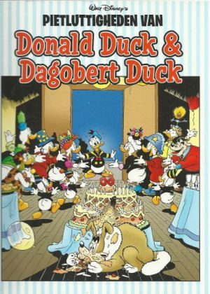 Pietluttigheden van - Donald Duck & Dagobert Duck