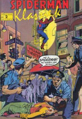 Spiderman Klassiek 2 - De Aanval Van De IJsman