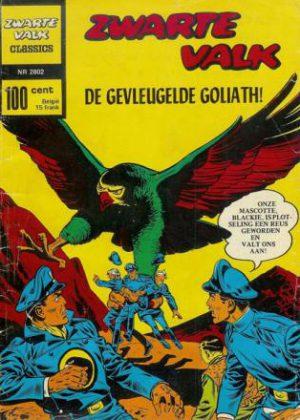 Zwarte Valk - De Gevleugelde Goliath!