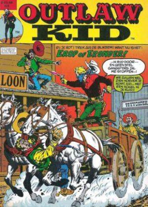 Outlaw Kid nr. 2 - Erop Of Eronder
