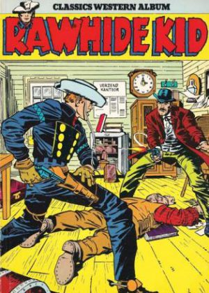 Rawhide Kid nr. 4 - De Revolverheld