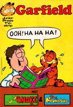 Garfield nr.10