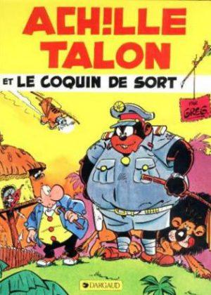 Achille Talon - Et Le Coquin De Sort (Franstalig) (HC)