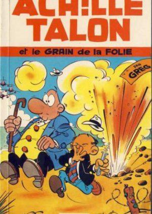Achille Talon - Et le Grain de la Folie (Franstalig) (HC)