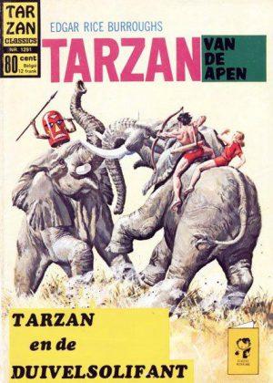 Tarzan - Tarzan en de duivelsolifant