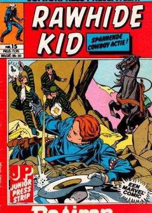 Rawhide Kid nr. 15 - De Tiran (Junior Press)