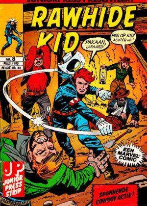 Rawhide Kid nr.8 - De goudmijn (Junior Press)