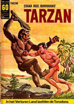 Tarzan - In het verloren land leefden de Torodons