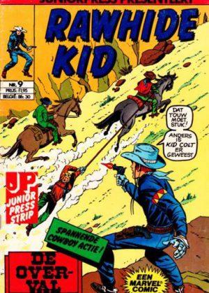 Rawhide Kid nr.9 - De overval (Junior Press)