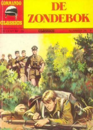 Commando Classics - De Zondebok
