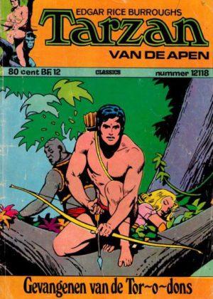 Tarzan - Gevangenen van de Tor-O-Dons
