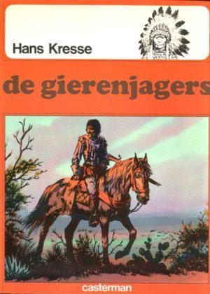 Hans Kresse - De Gierenjagers