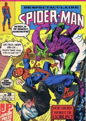 De Spectaculaire Spider-Man nr. 28 - Hoe groen wordt de Goblin?
