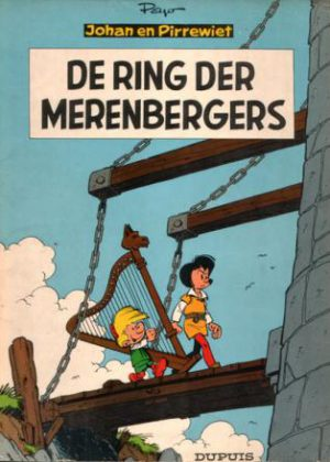 Johan en Pirrewiet 11 - De Ring Der Merenbergers