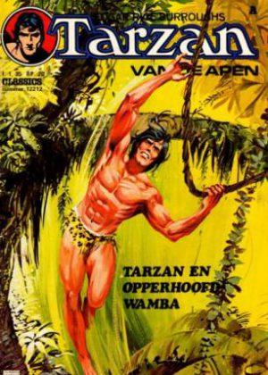 Tarzan - Tarzan en opperhoofd Wamba