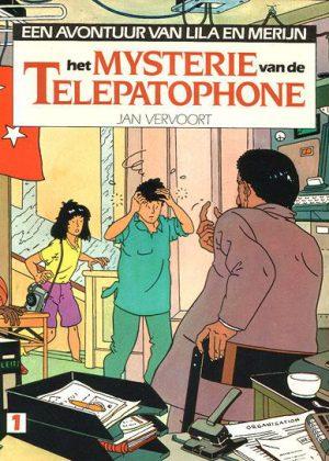 Een Avontuur Van Lila En Merijn - Het Mysterie Van De Telepatophone