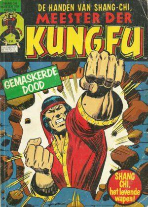 Meester Der KungFu - Gemaskerde Dood