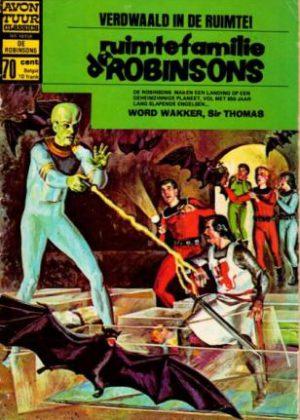 Ruimtefamilie De Robinsons - Word Wakker, Sir Thomas