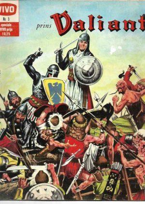 Prins Valiant - Nr.5 (Uitgave Vivo)