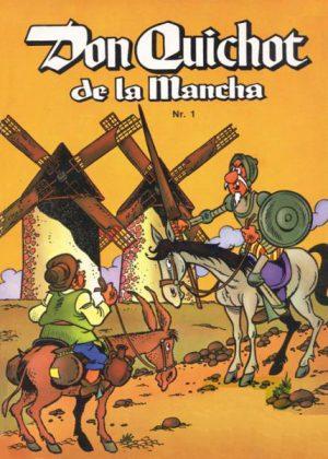 Don Quichot de la Mancha 1