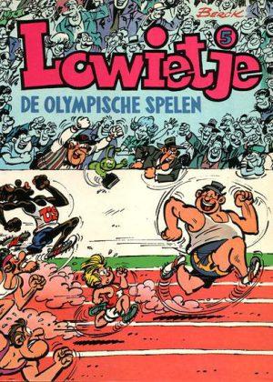 Lowietje 5 - De Olympische Spelen