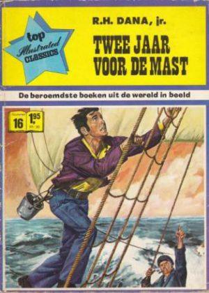 De beroemdste boeken uit de wereld in beeld 16 - Twee Jaar Voor De Mast