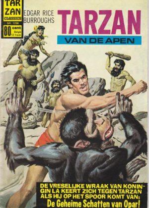 Tarzan - De geheime schatten van Opar