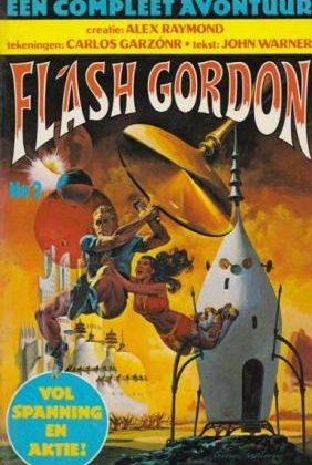 Flash Gordon - Wolf in Schaapskleren