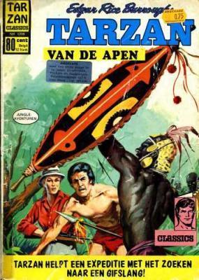 Tarzan - Tarzan helpt een expeditie met het zoeken naar een gifslang
