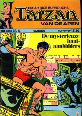 Tarzan - De mysterieuze haai-aanbidders