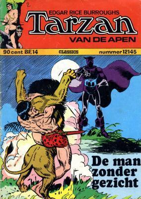 Tarzan - De Man Zonder Gezicht