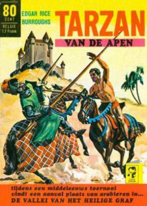 Tarzan - De Vallei Van Het Heilige Graf