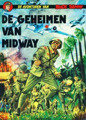 Buck Danny - De geheimen van Midway (Nieuw)