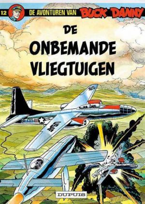 Buck Danny - De onbemande vliegtuigen (Nieuw)