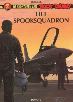 Buck Danny - Het spooksquadron (Nieuw)