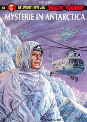 Buck Danny - Mysterie in Antarctica (Nieuw)