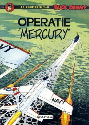 Buck Danny - Operatie Mercury (Nieuw)