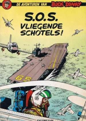 Buck Danny - S.O.S. vliegende schotels! (Nieuw)