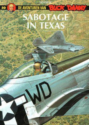 Buck Danny - Sabotage in Texas (Nieuw)