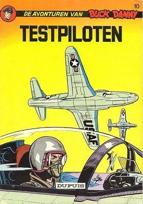 Buck Danny - Testpiloten (Nieuw)