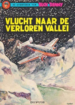 Buck Danny - Vlucht naar de verloren vallei (Nieuw)