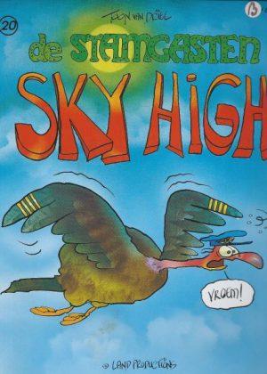 De Stamgasten - Sky high