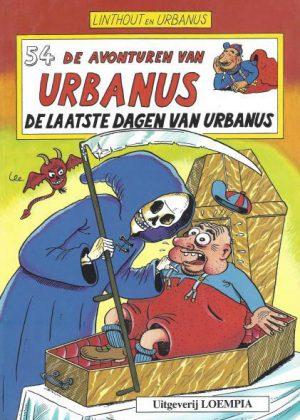 De avonturen van Urbanus - De laatste dagen van Urbanus (Nieuw)